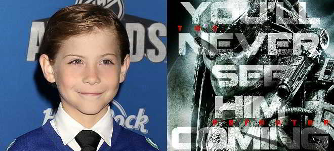 Jacob Tremblay confirmado no elenco do reboot de 'The Predator'