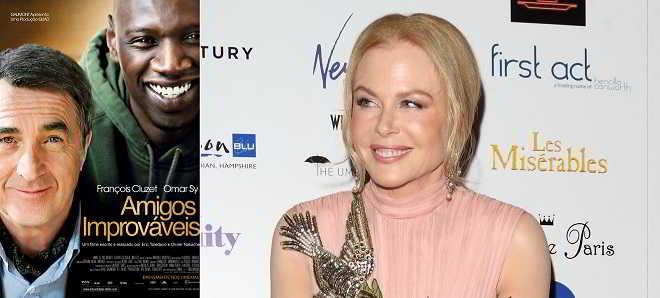 Nicole Kidman em negociações para o remake de 'Amigos Improváveis'