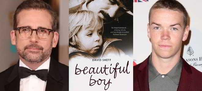 Steve Carell e Will Poulter em negociações para o drama 'Beautiful Boy'