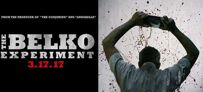 Divulgado um novo poster do filme de terror 'The Belko Experiment'