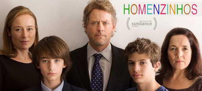 'Homenzinhos': Trailer legendado em português do drama de Ira Sachs