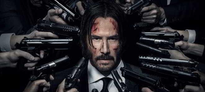 Trailer legendado em português do thriller de ação 'John Wick 2' com Keanu Reeves