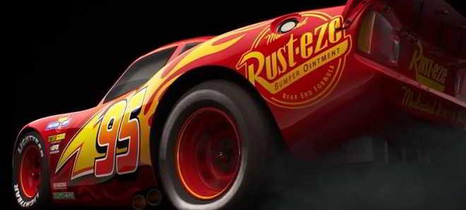 Divulgado um novo teaser trailer oficial da animação 'Carros 3'