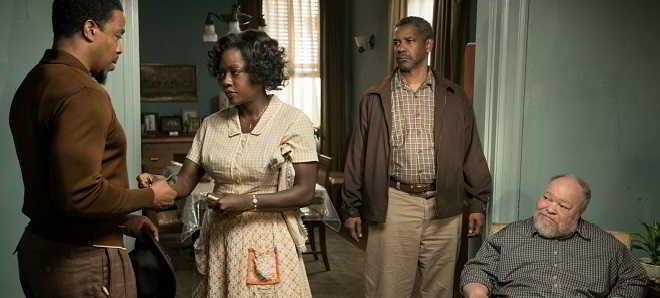 Primeiro trailer português de 'Vedações' com Denzel Washington e Viola Davis