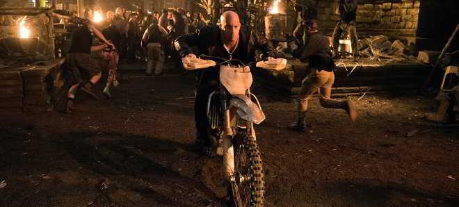 Vin Diesel no trailer português de 'xXx: O Regresso de Xander Cage'