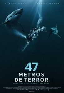 47 METROS DE TERROR