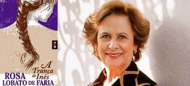 'A Trança de Inês': Livro de Rosa Lobato de Faria vai chegar ao cinema