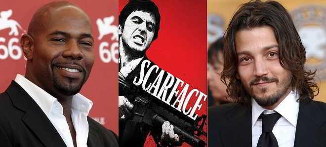 'Scarface': Antoine Fuqua abandona a realização e Diego Luna vai ser o protagonista