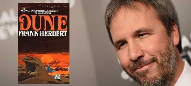 Denis Villeneuve confirmado como realizador da nova versão de 'Duna'