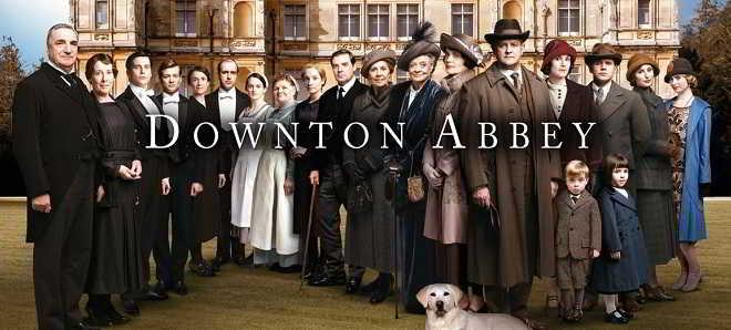 Série 'Downton Abbey' poderá ganhar uma versão cinematográfica