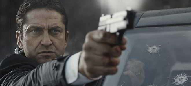 Gerard Butler protagonizará o filme de ação 'Snow Ponies'