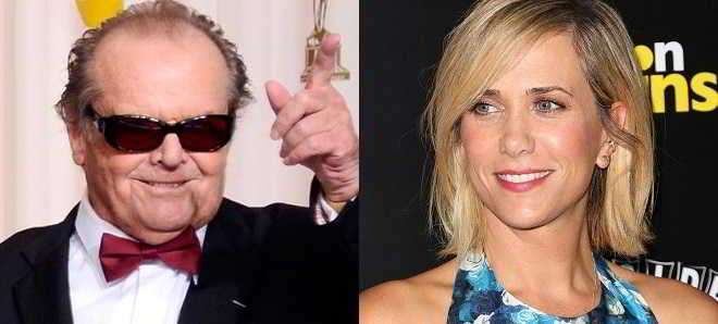 Remake de 'Toni Erdmann' irá ser protagonizado por Jack Nicholson e Kristen Wiig