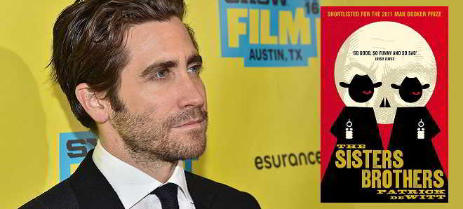 Jake Gyllenhaal no elenco do western 'The Sisters Brothers'