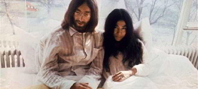 História do casal John Lennon e Yoko Ono vai ser adaptada ao cinema