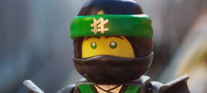 Primeiro trailer dobrado em português da animação 'LEGO Ninjago: O Filme'