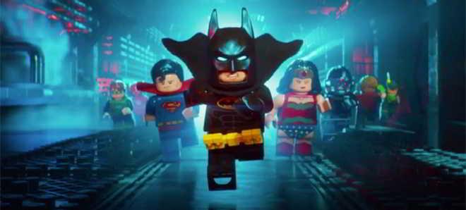 Segundo trailer dobrado em português da animação 'Lego Batman: O Filme'