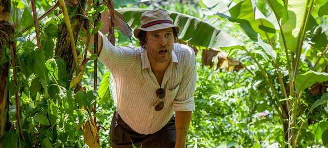 Matthew McConaughey regressa às comédias com 'The Beach Bum'