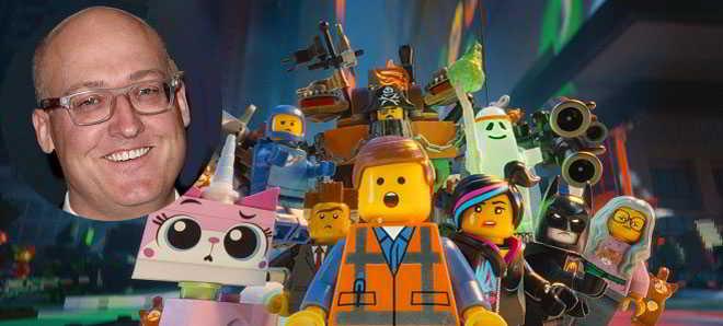 Mike Mitchell, realizador de 'Trolls' vai dirigir a animação 'O Filme Lego 2'