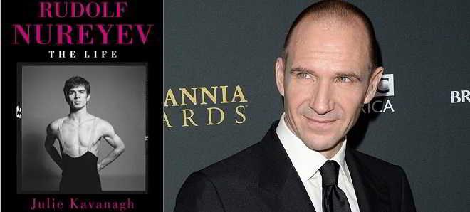 Ralph Fiennes vai dirigir o drama biográfico 'The White Crow'