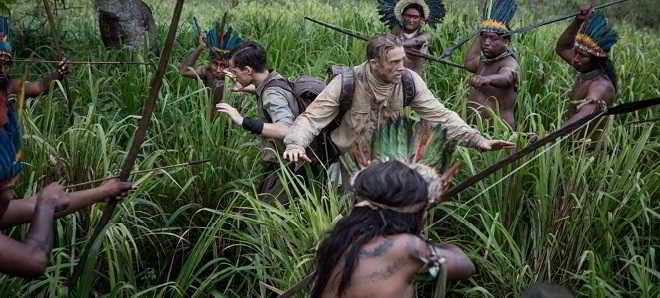 Primeiro poster e novo trailer de 'The Lost City of Z' com Charlie Hunnam