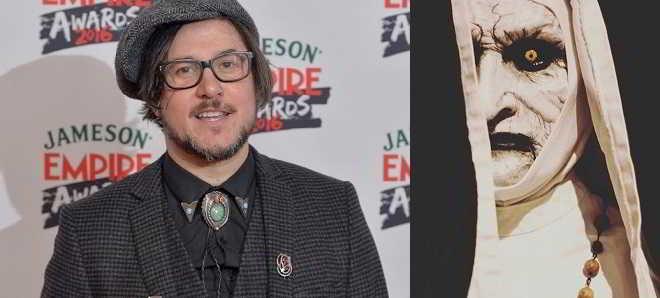'The Nun': Corin Hardy vai dirigir o spin-off de 'The Conjuring 2'