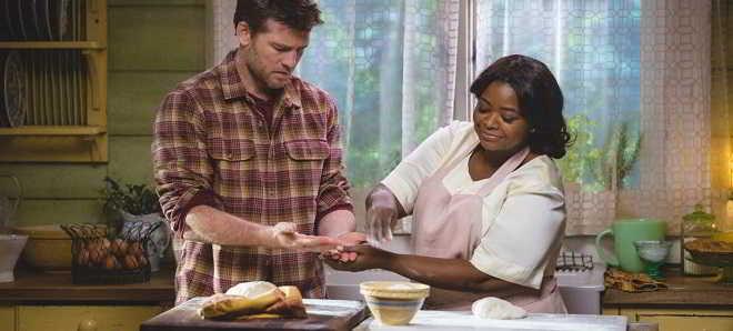 Trailer português de 'A Cabana', drama com Octavia Spencer e Sam Worthington