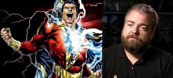 David F. Sandberg em negociações para dirigir a adaptação de 'Shazam'
