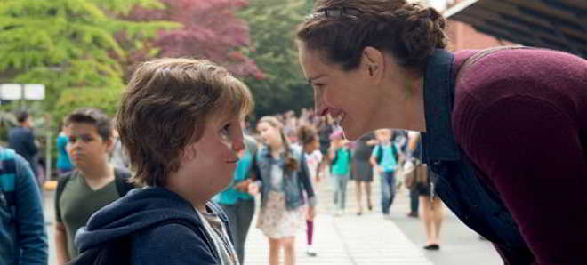 'Wonder': Estreia do filme com Julia Roberts e Jacob Tremblay adiada sete meses