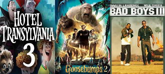 Três importantes produções da Sony sofreram alterações na data de estreia