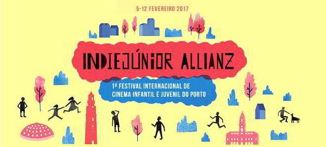 1º IndieJúnior Allianz vai decorrer no Porto de 5 a 12 de Fevereiro