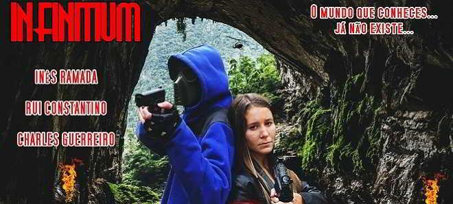 'Infinitium' é o título do novo filme da Constantino Filmes. Assista ao trailer.