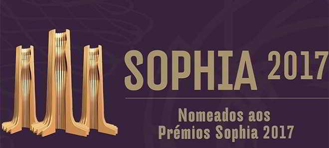 Revelados os nomeados para a edição de 2017 dos Prémios Sophia