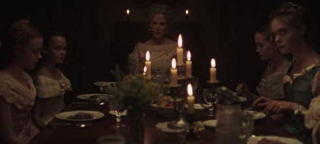'The Beguiled': Primeiro trailer oficial do remake de 'Ritual de Guerra'