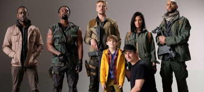 'O Predador': Filmagens começaram e já há uma foto dos protagonistas