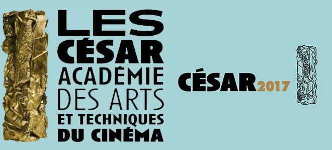 Lista completa dos vencedores da 42ª edição dos Prémios César 2017