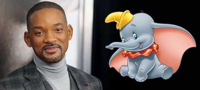 'Dumbo': Will Smith não irá fazer parte do elenco do live-action da Disney