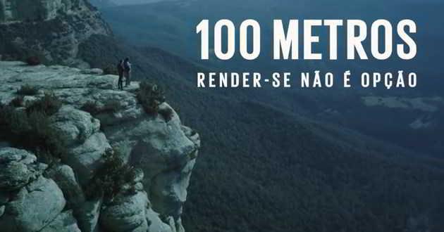'100 Metros': Trailer português com Maria de Medeiros e Ricardo Pereira