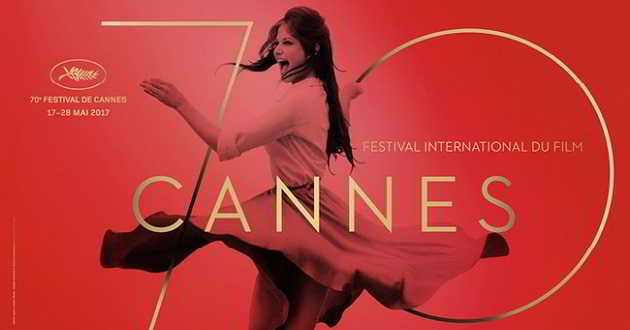 Cartaz oficial do 70º Festival de Cannes homenageia Claudia Cardinale