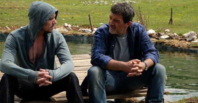 Antonio Banderas no primeiro trailer oficial de 'Black Butterfly'