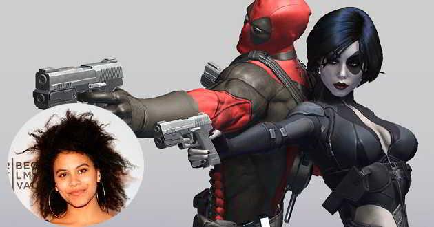 'Deadpool 2': Zazie Beetz confirmada como a mutante Dominó