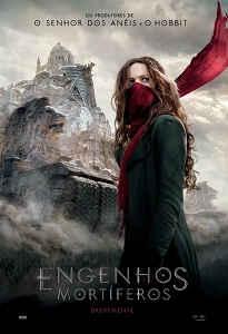Poster do filme Engenhos Mortíferos