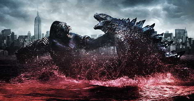 Contratados 8 argumentistas para o desenvolvimento de 'Godzilla Vs. Kong'