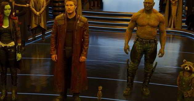 Revelado o novo trailer oficial de 'Guardiões da Galáxia Vol. 2'