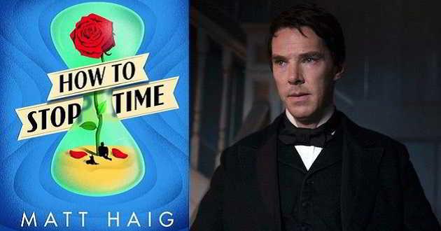 Benedict Cumberbatch vai produzir e protagonizar 'How to Stop Time'