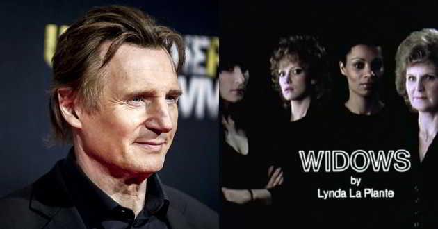 Liam Neeson juntou-se a Viola Davis no elenco de 'Widows'