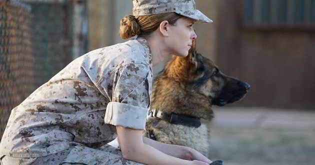 Kate Mara no primeiro trailer oficial de 'Megan Leavey'