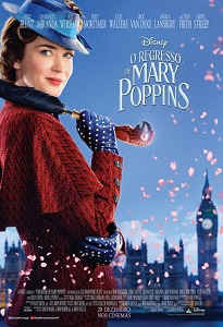 Poster do filme O Regresso de Mary Poppins