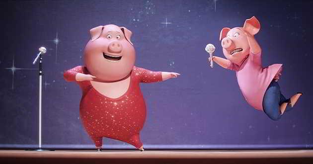 Sequência da animação 'Cantar!' vai chegar aos cinemas no Natal de 2020