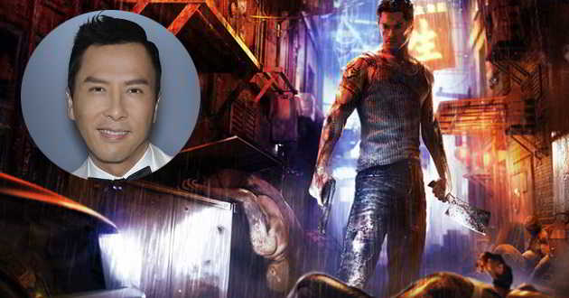 Adaptação do vídeojogo 'Sleeping Dogs' vai ser protagonizado por Donnie Yen