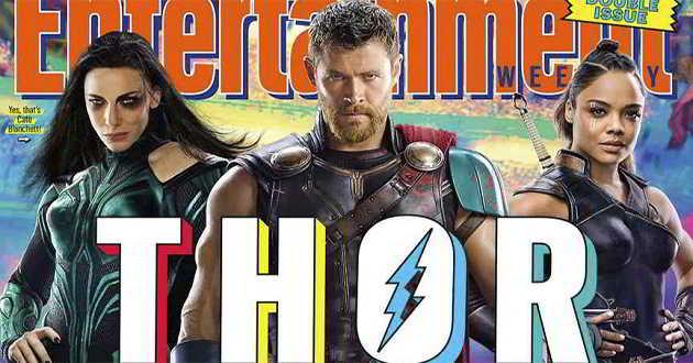 Reveladas as primeiras imagens oficiais de 'Thor: Ragnarok'